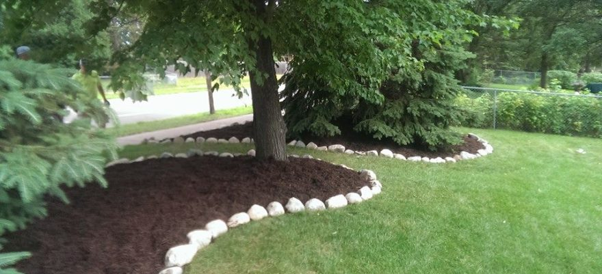 decorative mulch